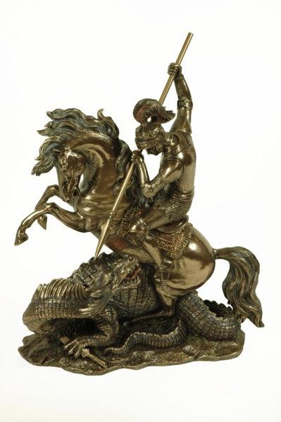 Figura San Jorge