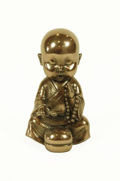 Figura niño monje