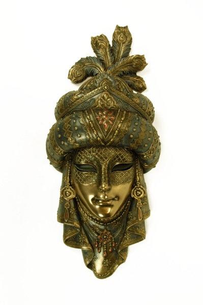 Máscara Veneciana 30 cm