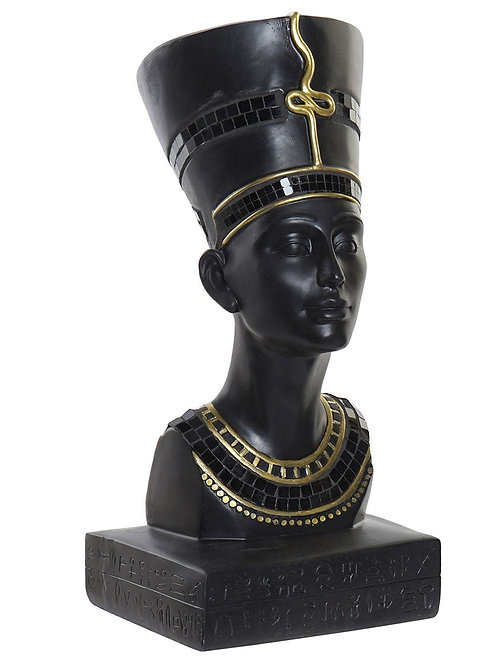 Figura Busto Nefertiti 30 cm