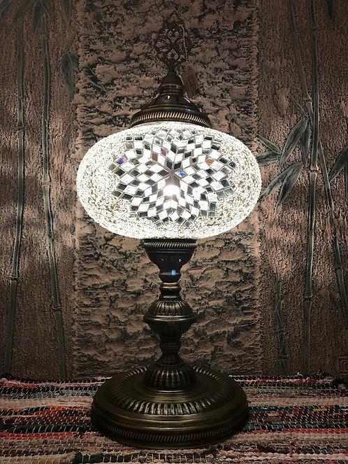 Lámpara turca de pie