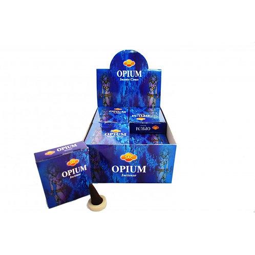 """Conos """"Opium""""elaborados con ingredientes naturales de calidad premium."""