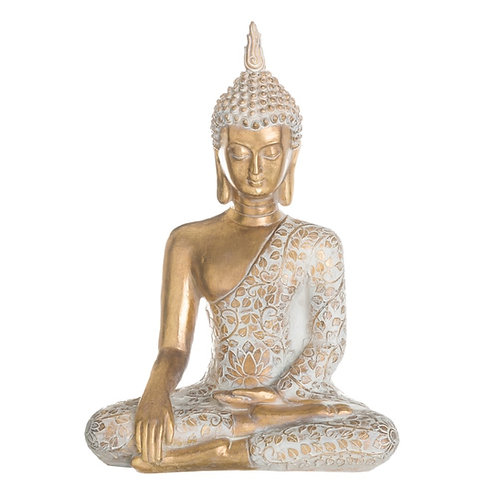 Figura de Buda, color dorado