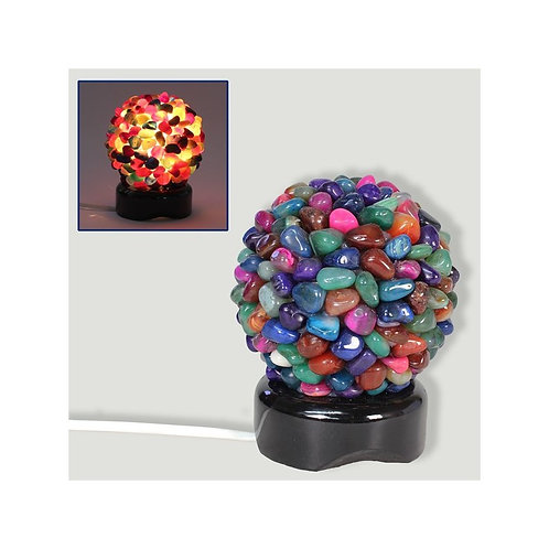 Lámpara Ágata Multicolor