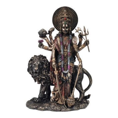 Figura Durga 28 cm.
