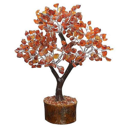 Árbol Carneola - 60 piedras