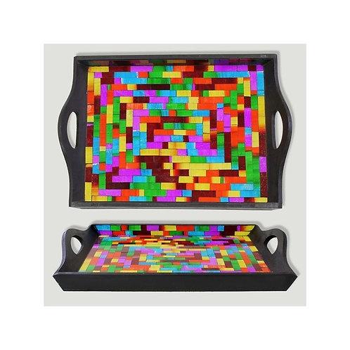 Bandeja Multicolor