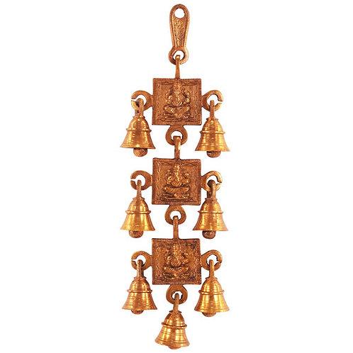 Movil Ganesha con 7 campanas