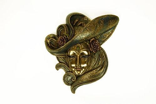 Máscara Veneciana 26 cm