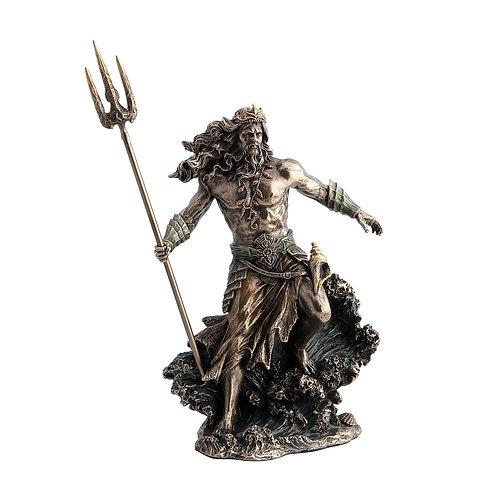 Figura dios Poseidón