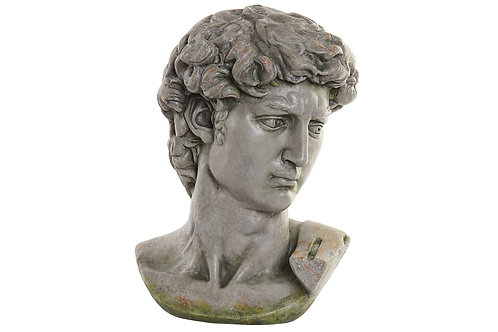 Figura Busto Griego 60 cm