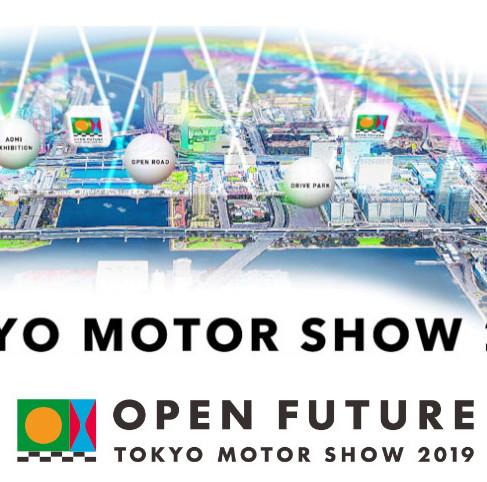 「第46回東京モーターショー2019/FUTURE EXPO」にフェイス&ボディペイント「ミラクルペイント」が特別出展