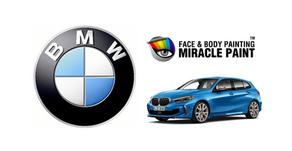BMW カーペイント体験 & 最新モデル展