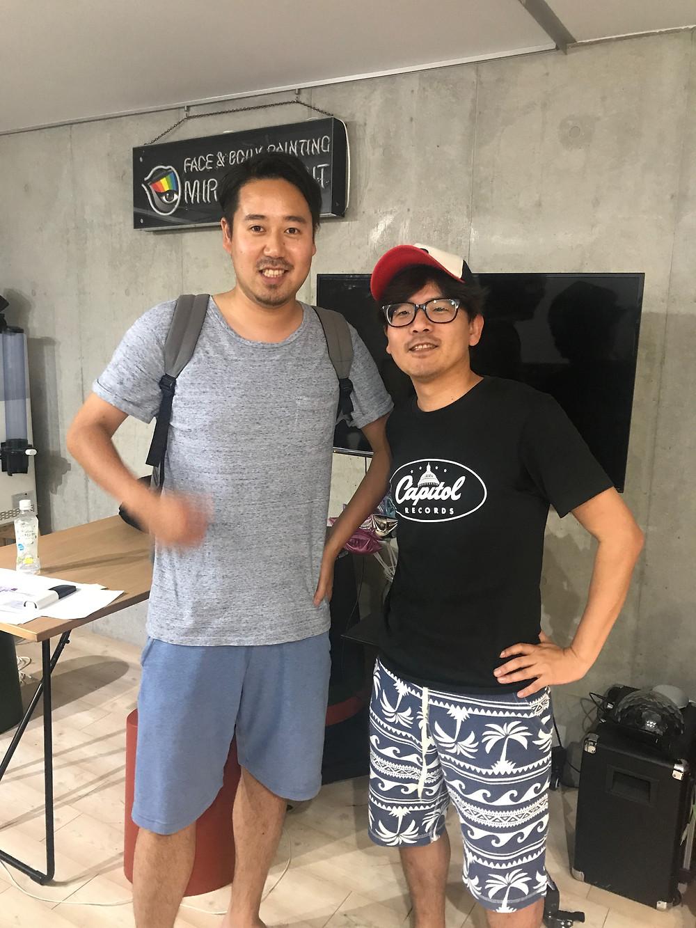 矢野トムのFIFAワールドカップでのフェイスペイントレビュー