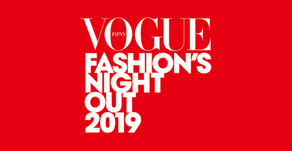「VOGUE FASHION'S NIGHT OUT 2019」(東京)