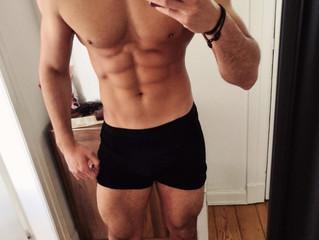3 Gründe, warum du keine Muskeln aufbaust