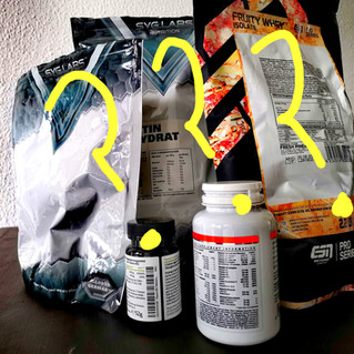 3 Supplements, die dein Geld wert sind