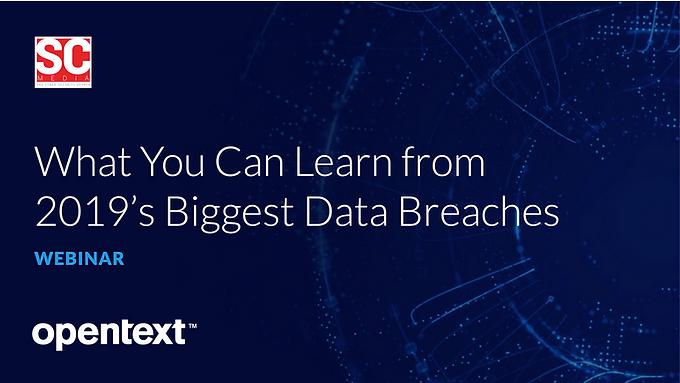 2020 - SC Media Biggest Data Breaches