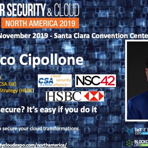 Cloud Security Expo