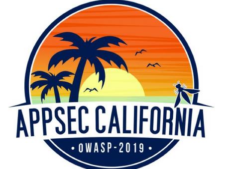 AppSec Cali 19 - Sun, Sea, Sand and Infosec