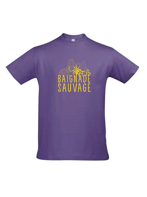 Tshirt Baignade Sauvage