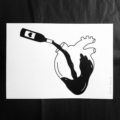 Affiche VinCoeur
