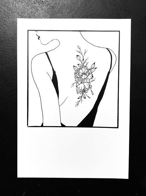 Affiche Laure