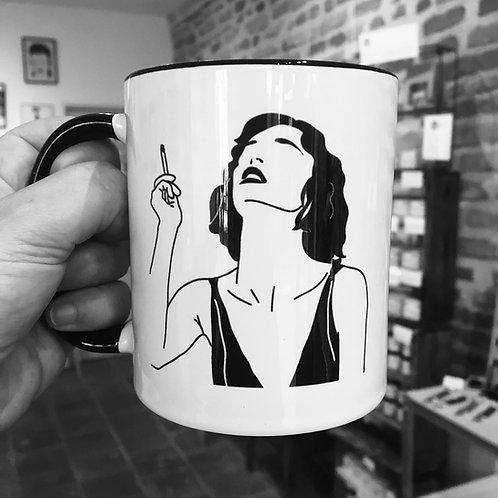 Mug La Fumeuse