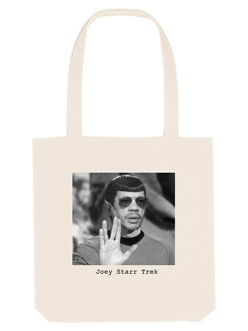 Tote bag Joey Starr Trek