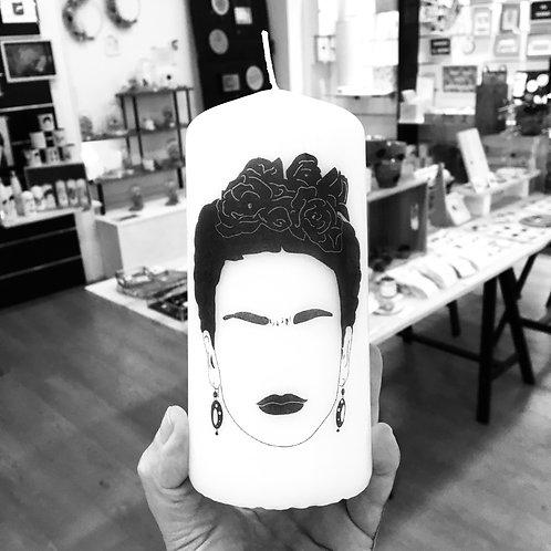Bougie Frida Kahlo