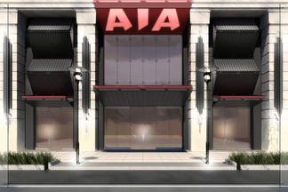 AIA Philadelphia Office Renovation