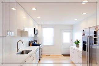 Custom Kitchen Design and Construction