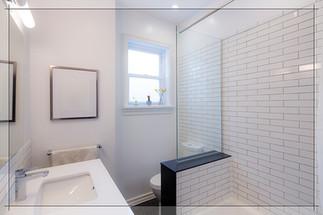 Custom Bathroom Design and Construction