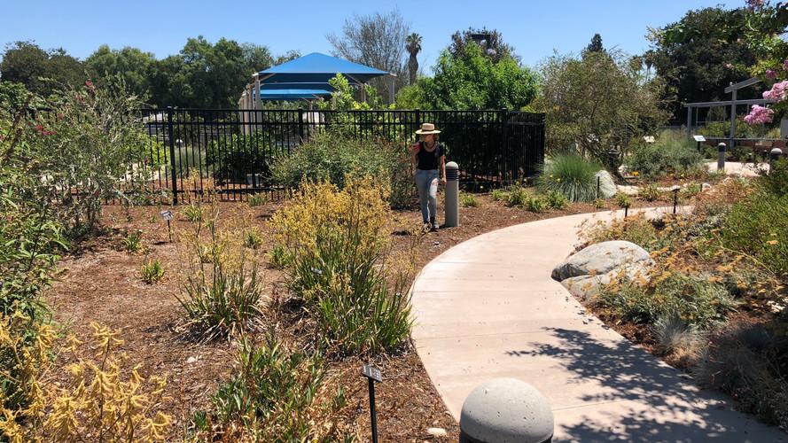 Chino Water Basin Conservation District Demonstration Garden