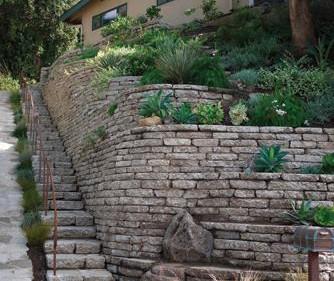 Urbanite Wall- Award Winning Pasadena Residence