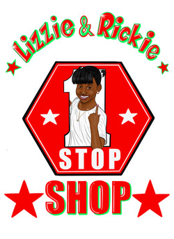 Lizzie & Rickie Shop