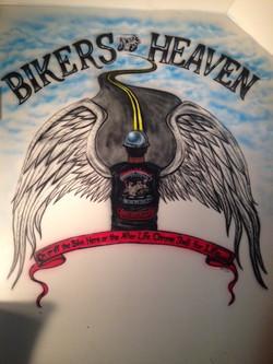 Bike Club Mural