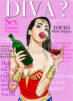 DIVA (magazine cover)