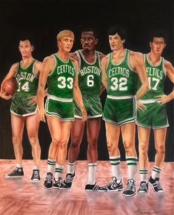 Celtics Legends