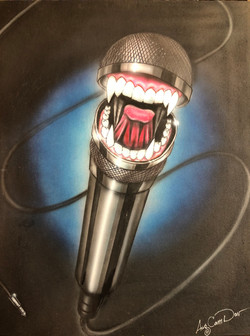 Monster Microphone