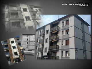 Nueva rehabilitación de fachada.