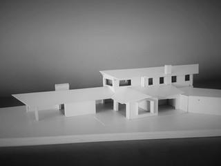 Nueva vivienda Habia en sistema modular prefabricado.