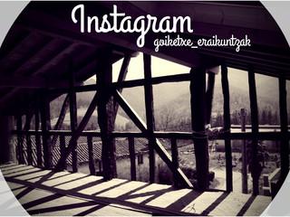 Ya nos puedes seguir en Instagram!