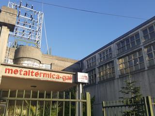 Goiketxe trabaja en la implantación de un centro de transformación en Metaltermica de Gernika-Lumo.