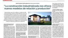 Habia Modular en el Periodico de Catalunya.
