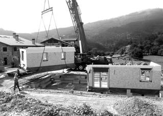 ¿Qué son las casas prefabricadas y la construcción modular industrializada?
