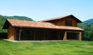 Diseño casa modular de Luis Outeiriño