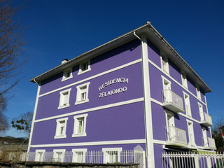 Ampliación de la Residencia Zelaiondo en Busturia.