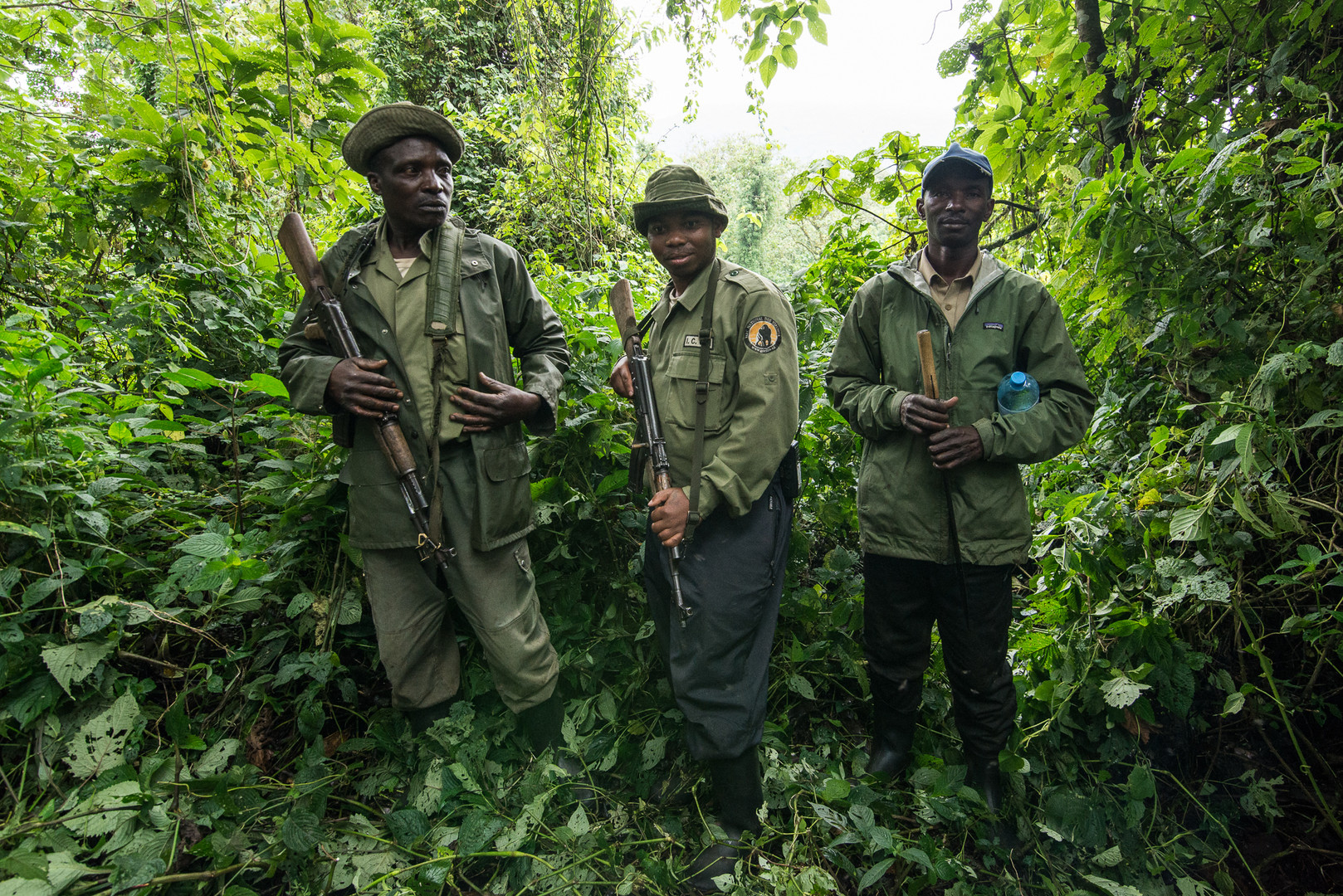 Kyle de Nobrega Virunga National Park (3