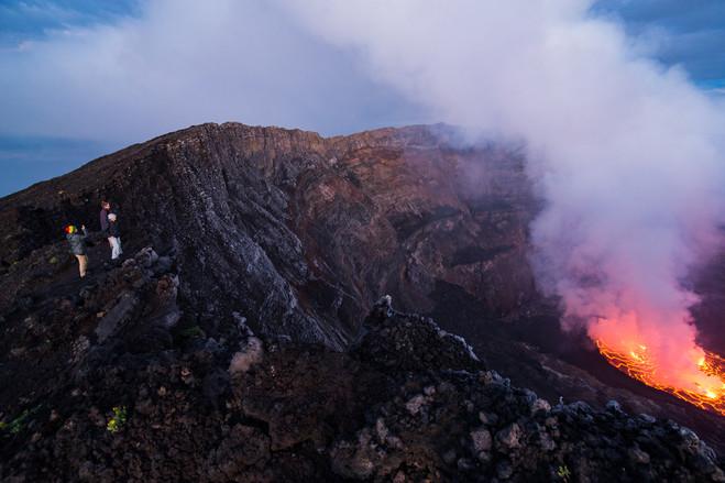 Kyle de Nobrega Virunga National Park (8